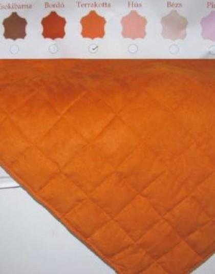 Bőrhatású ágytakaró többféle színben (235*250, 1 oldalas)