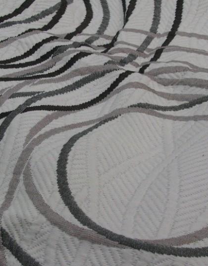 YARA nagyméretű, kétoldalas, kétszemélyes ágytakaró (240*270 cm)