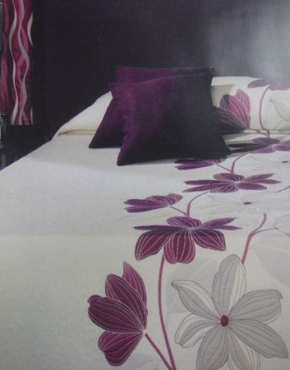 LARIA nagyméretű, kétoldalas, kétszemélyes ágytakaró (240*270 cm)