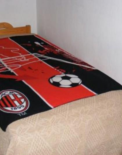 AC Milan pléd (130x160)