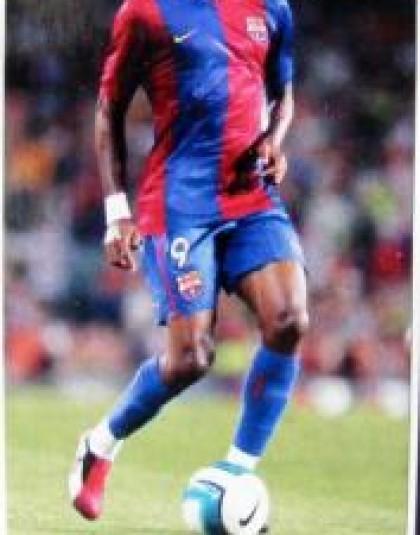 FC Barcelona törölköző Samuel Eto'o (75x150 cm)