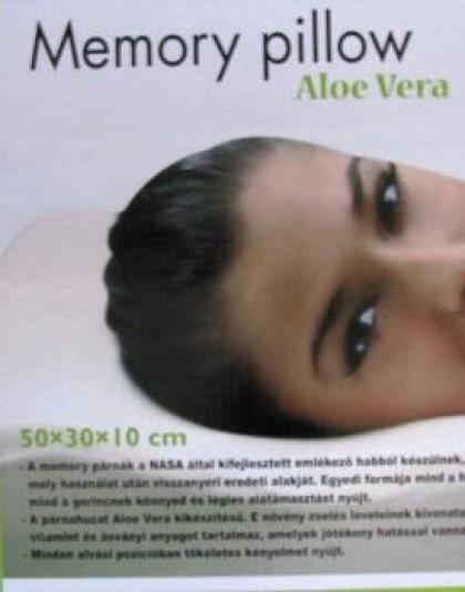 Aloe Vera Memory (Memória) párna