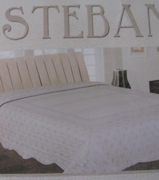 ESTEBAN nagyméretű kétoldalas ágytakaró (260*260 cm)