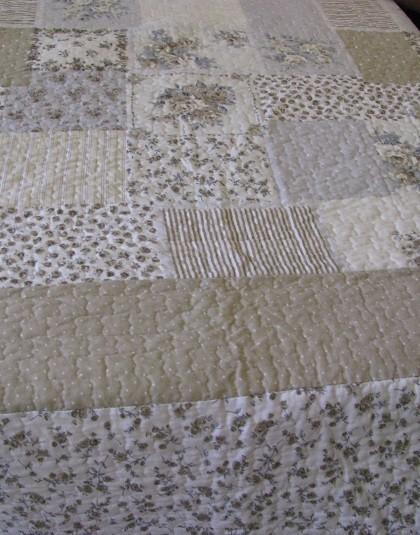 PRIMAVERA kétszemélyes, kétoldalas ágytakaró (210*240 cm)