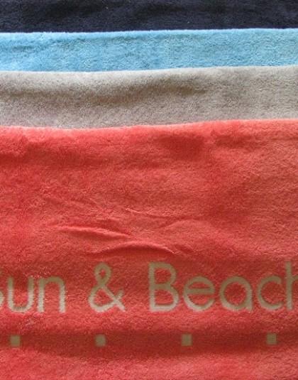 Sauna Sun & Beach törülköző (80*160 cm)