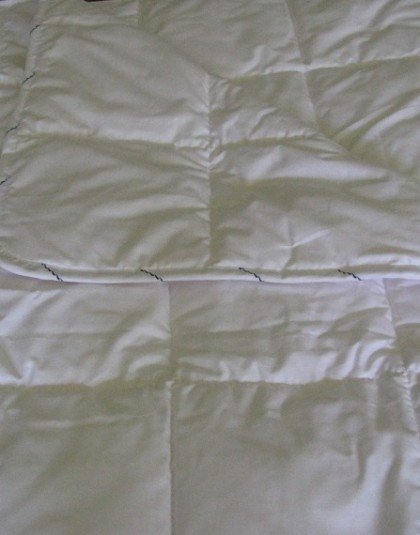 Billerbeck Cottona 95 fokon főzhető, antibakteriális hatású hosszított pamut nyári paplan (140*220 cm)