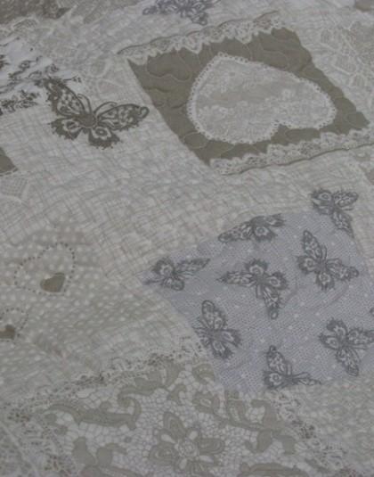 CHRISTINE kétszemélyes ágytakaró (180*260 cm)