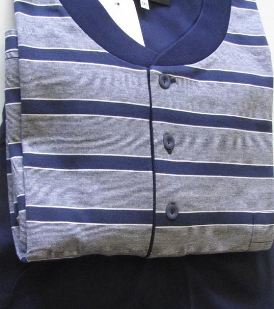 Csíkos mintázatú férfi pizsama (TL)