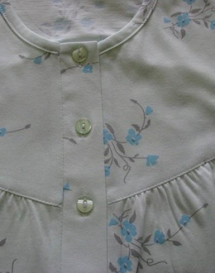 Virágmintás női pizsama (KOGO)