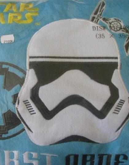 Star Wars díszpárna (Világoskék, 35*35 cm)