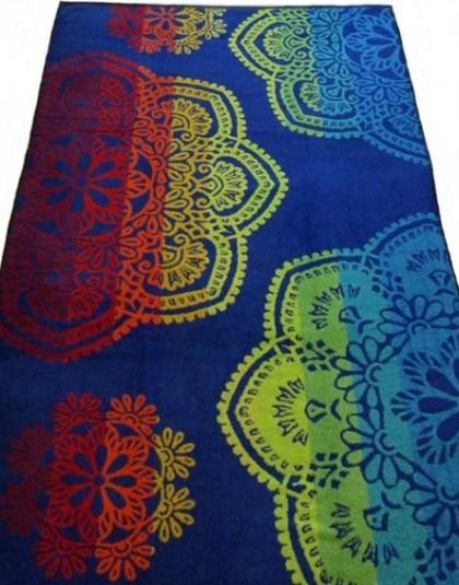 Indo Azul nagyméretű frottír törölköző (100*170 cm)