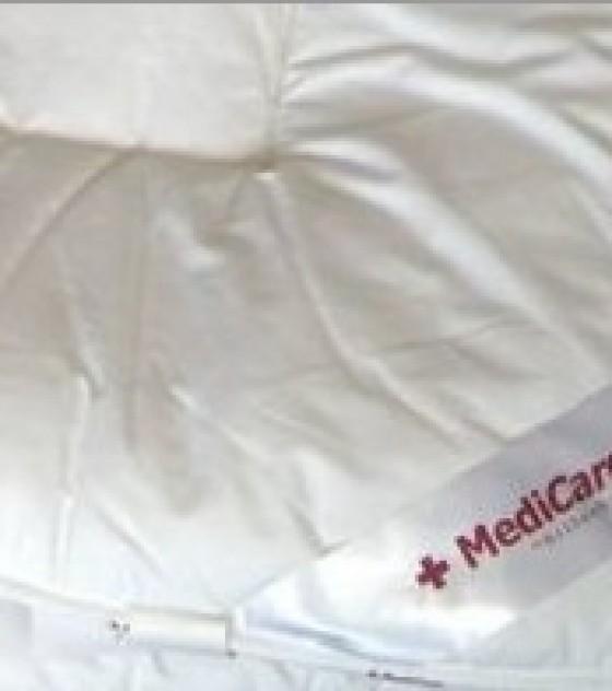 Billerbeck Feelings MediCare 95 fokon főzhető, antibakteriális hatású nyári paplan (135*200 cm)