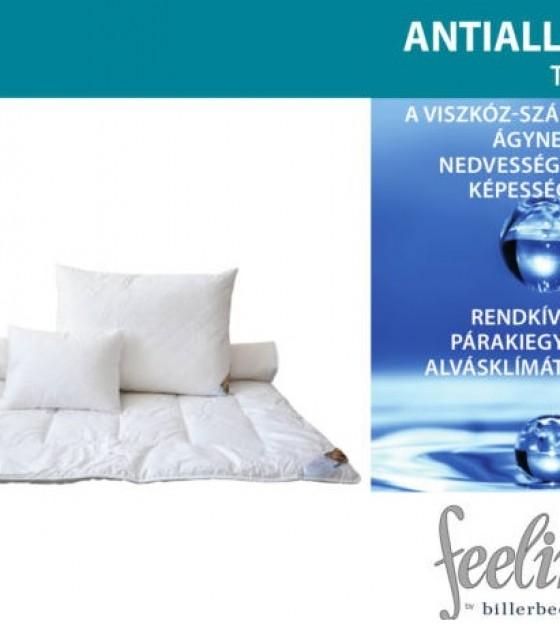 Billerbeck Feelings antiallergén hosszított nyári (átmeneti) paplan (140*220 cm)