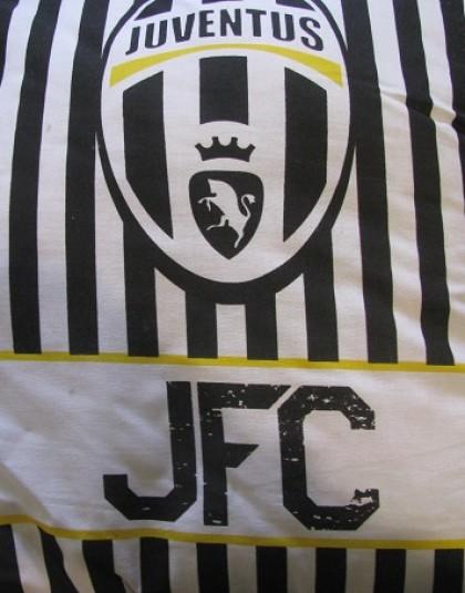 Juventus FC díszpárna (40*40 cm)