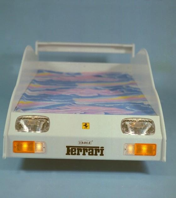 Autóágy (Ferrari F40) (200*84 cm)