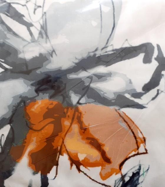 3 részes cipzáros pamut-szatén ágyneműgarnitúra (140×205 cm)