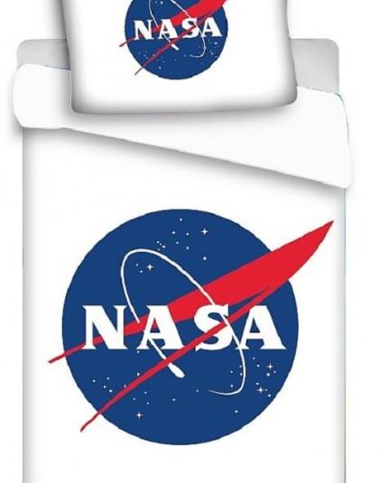 2 részes pamut gyermek ágyneműgarnitúra (NASA) (140×200 cm)