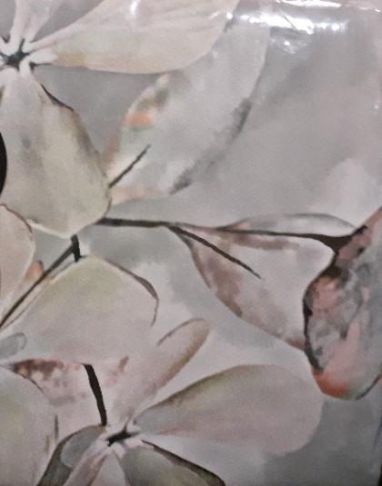 SAKURA 3 részes pamut-szatén (mako-szatén) cipzáros ágyneműgarnitúra (140×200 cm)