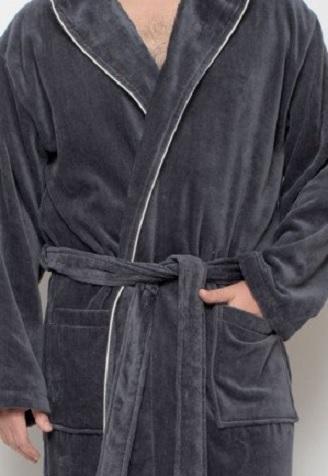 agyvagy.hu - Köntösök - Belmanetti kapucnis férfi pamut köntös 944e400c1a