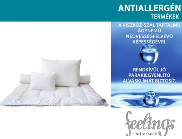 Billerbeck Feelings antiallergén hosszított nyári (átmeneti) paplan  (140 220 cm) 106721b3d0